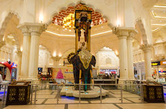 Dubaj, UAE, Battuta zakupy centrum handlowe, Listopad 2015 Zdjęcia Stock