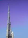 DUBAJ, UAE-JUNE 1: Burj Khalifa fotografia stock