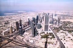Dubaj w UAE fotografia royalty free