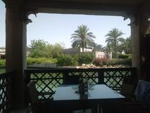 Dubaj widok Fotografia Royalty Free