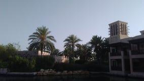 Dubaj widok Zdjęcie Stock