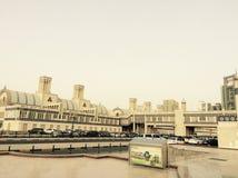 Dubaj zakupy centrum handlowe zdjęcie stock