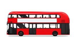Dubbel Decker Bus stock illustratie