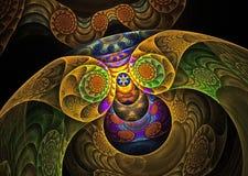 dubbel spiral Royaltyfria Foton
