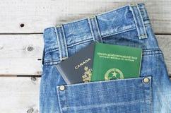 Dubbelbegrepp för arbetare för blå krage för medborgarskap arkivfoton