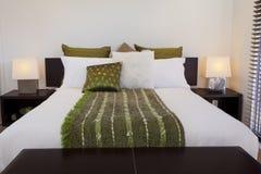 Dubbele slaapkamer Royalty-vrije Stock Fotografie