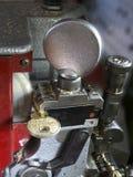 Dubbele sleutel royalty-vrije stock foto