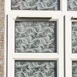 Dubbelt G; azed fönster Royaltyfri Fotografi