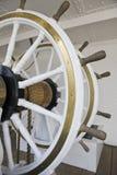 Dubbelt hjul av ett skepp Royaltyfria Foton