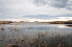 Dubh Lochan Imagen de archivo libre de regalías