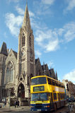 dublin Ирландия солнечная Стоковая Фотография
