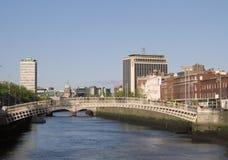 Dublin Stock Afbeelding