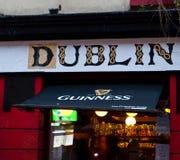 Dublin images libres de droits