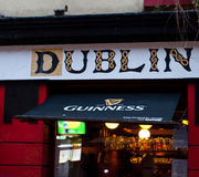 Dublin Royalty-vrije Stock Afbeeldingen