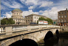 Dublin Foto de Stock Royalty Free