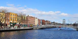 Dublin Royaltyfri Fotografi
