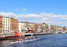 Dublin royalty-vrije stock foto