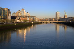 Dublin Lizenzfreies Stockbild