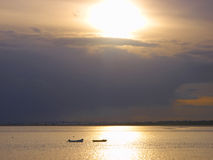 залив dublin Стоковое Изображение RF