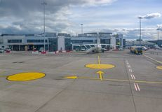 Dublin Airport photo stock