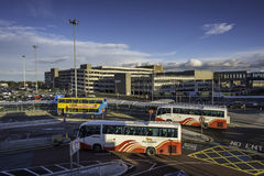 Dublin Airport Imagen de archivo libre de regalías