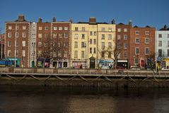 Dublin architecture Royalty Free Stock Photos