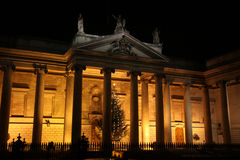 Dublin Architecture Royalty Free Stock Images