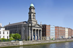 Dublin architektura Fotografia Stock