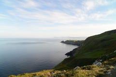 Dublin bay - Howth Royalty Free Stock Photo