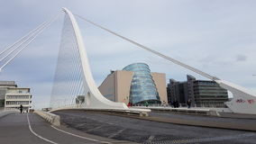 Dublin Bridge Image libre de droits