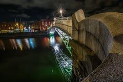 Dublin Bridge Stock Photos