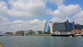 Dublin Bridge Royalty Free Stock Photos