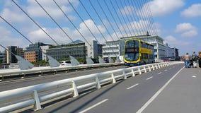 Dublin Bridge Royalty Free Stock Images