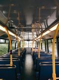 Dublin Bus Stock Photo