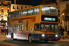 Dublin Bus Royalty Free Stock Image