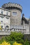 Dublin Castle Fotografering för Bildbyråer