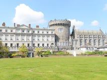 Dublin Castle Stock Foto