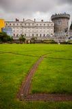 Dublin Castle Arkivfoton