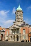 Dublin Castle. Clocktower in Dublin Castle, Ireland Royalty Free Stock Photo