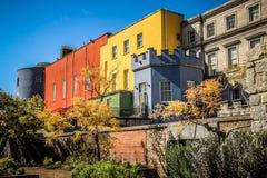 Dublin Castle colorido Imagen de archivo