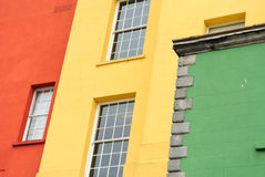 Dublin Castle Detail Stock Photo