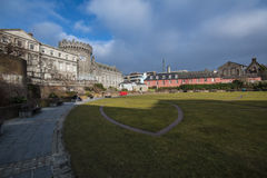 Dublin Castle - Dublin - Ireland Royalty Free Stock Photography