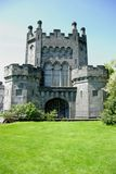 Dublin castle, Ireland Stock Photo