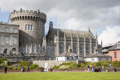Dublin Castle Royalty Free Stock Image