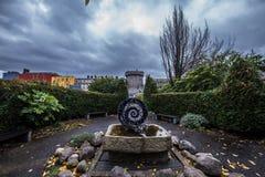 Dublin Castle Royalty Free Stock Photography