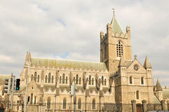 Dublin Cathedral Royalty Free Stock Image