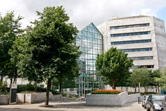 Dublin City Council, Irland lizenzfreie stockfotografie
