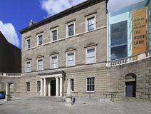 Dublin City Gallery. The Hugh Lane Royalty Free Stock Image