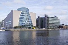 Dublin.Cityscape. Royalty Free Stock Image