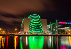 Dublin Convention Center Royalty Free Stock Photography
